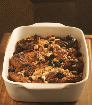El universal cocina al natural capirotada - Cocina al natural ...