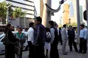 Temblor de 6.5 grados sacude la Ciudad de México TemblorOK