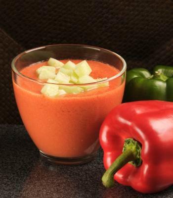 El universal cocina al natural gazpacho - Cocina al natural ...