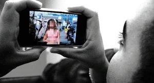 La violaron Borracha y ella se da cuenta por celular