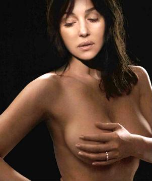 El desnudo de Mónica Bellucci pasados los 50