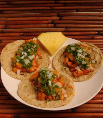 El universal cocina al natural tacos de pescado al pastor - Cocina al natural ...