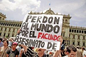 Toda América Latina llora a Facundo Cabral Focoguatemala