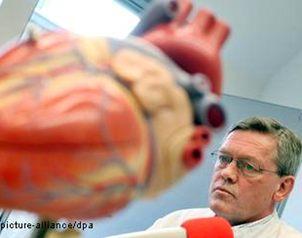 Reconstruyen corazones con tejido intestinal