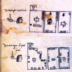 Mexicas usaron matemáticas contra españoles 302codicemexica