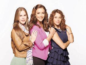 """... . Tres chicas """"nice"""" pierden todo . (Foto: CORTESÍA TV AZTECA"""