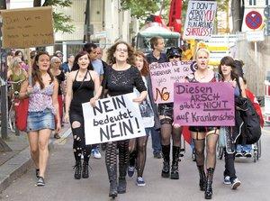 prostitutas semidesnudas en la calle estereotipos mujeres