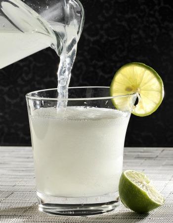 MenCocina al natural: Limonada con agua mineral