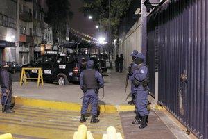 10 federales por secuestro y extorsión 4FEDERALESSS