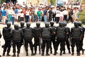Acusan a estados de incumplir homologación salarial policiaca