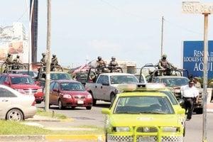 Veracruz: siguen pista a veh�culos de narcos