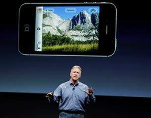 Presentaron un nuevo iPhone más potente y con mejor cámara, pero no el Iphone 5 Iphone2222INT