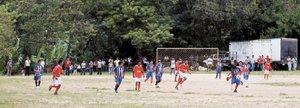 La pasi�n de los futbolistas m�s pobres del continente