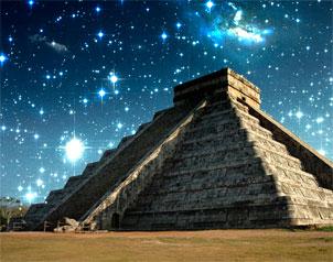 Resultado de imagen de La cosmología de los Mayas