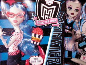 Las Monster High, el regalo que la informalidad arrebat�