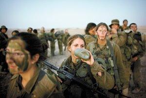 las mujeres de israel: