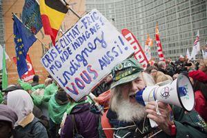 Los sindicatos exigieron un cambio de rumbo ante las políticas económicas