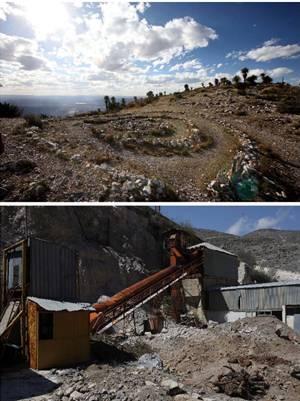 En espera de los permisos, la mina Real Bonanza cuenta actualmente con 50 trabajadores