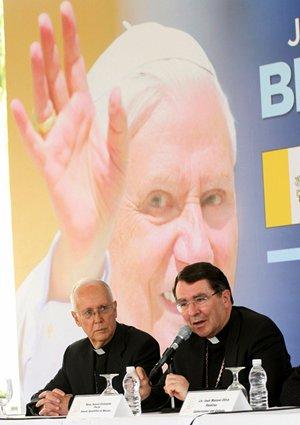 Nuncio conf�a que visita papal ponga fin a violencia