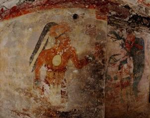 Se piensa que en el lugar donde se hizo el descubrimiento se reun?an astr?nomos, sacerdotes encargad