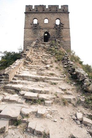 El universal cultura la gran muralla china es m s for Q es la muralla china