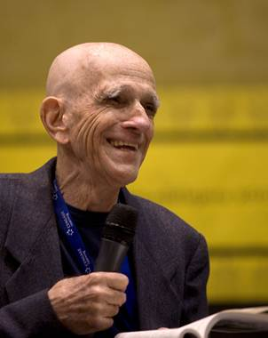 Rubem Fonseca fue Premio Juan Rulfo, participar� en mesas de trabajo, as� como en la Gala de El Pla