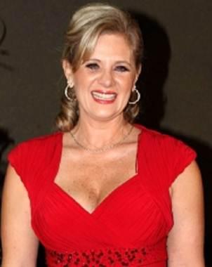Trabajo. Interpretará a la madre de Eiza González. (Foto: Archivo ...