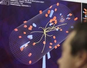 Resultado de imagen de Se descubrió el Bosón de Higgs