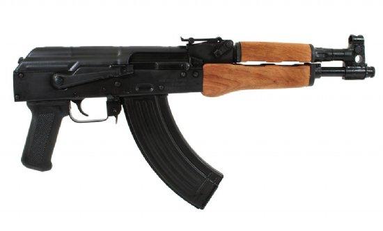 ARMAS. El gobernador de Sinaloa asegura que con fusiles como el AK-47