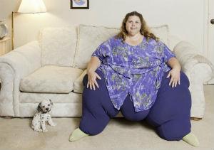 ya pesa 285 kilos y puede pararse nuevamente, algo que era impensable en septiembre del a?o pasado