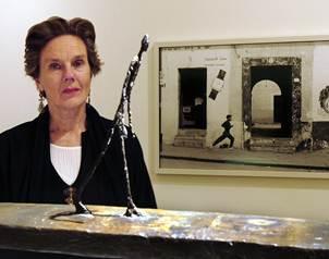 Franck retrat� a grandes artistas como Miquel Barcel�, Marc Chagall y Fernando Botero