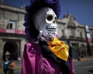 <i>La Catrina</i> est� por celebrar su centenario