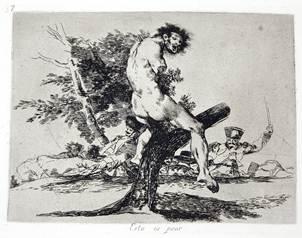 De Goya se expondr�n piezas de la serie