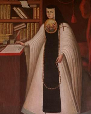 Datos de personajes como Sor Juana In�s de la Cruz conforman el recurso electr�nico.
