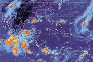 Alerta depresión tropical