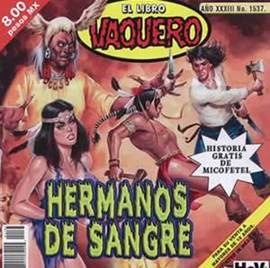 La Cofetel incluy� una historieta en la popular publicaci�n El Libro Vaquero, para dar a conocer ?Mi