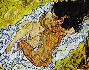 Hace un siglo Egon Schiele ya escandalizaba con sus cuadros