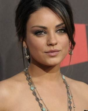 Mila Kunis, ¿en película de 50 sombras de Grey?