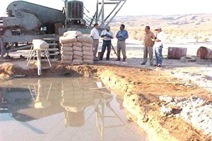 Buscan evitar que la poblaci�n consuma agua contaminada con ars�nico