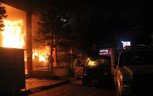 Los hechos violentos de Motozintla se a�aden a los de la inconformidad postelectoral del municipio