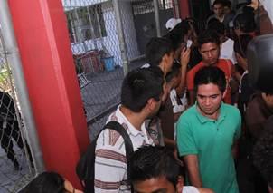 Estudiantes normalistas de Michoac�n iniciaron clases, tras haber logrado modificaciones en el plan