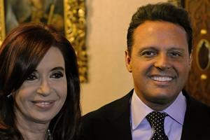 El cantante inici� su serie de conciertos en Argentina el pasado d�a 13, en la norte�a provincia de