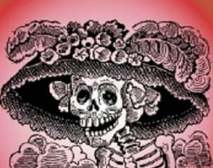 Al parecer, Posada realiz� uno de sus �ltimos trabajos en Tepito