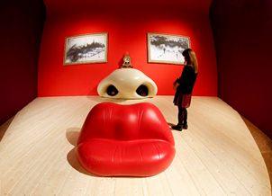 Salvador Dal� llega al Centro Pompidou de Par�s con una gran retrospectiva en la que exhibie, en pal