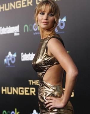 Lawrence dice que en Hollywood est� considerada como una actriz gorda pero no piensa hacer dieta