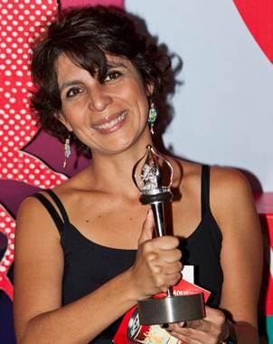 En junio pasado la cineasta recibi� el Premio Especial del Jurado en el Festival Internacional de Ci