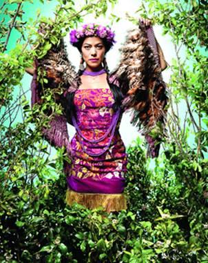 El artista paraguayo tambi�n colabor� en otras grabaciones de Downs, como