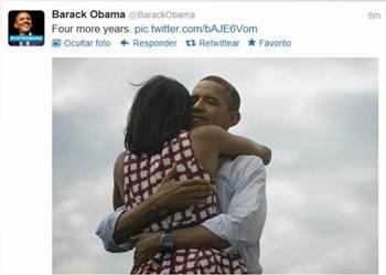 Barack Obama gan� la reelecci�n seg�n medios locales de EU