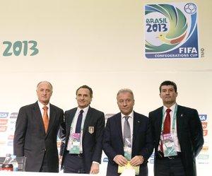 Brasil teme a México en Confederaciones