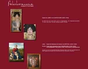 Famosas reproducciones de obras cl�sicas se exhiben en el museo